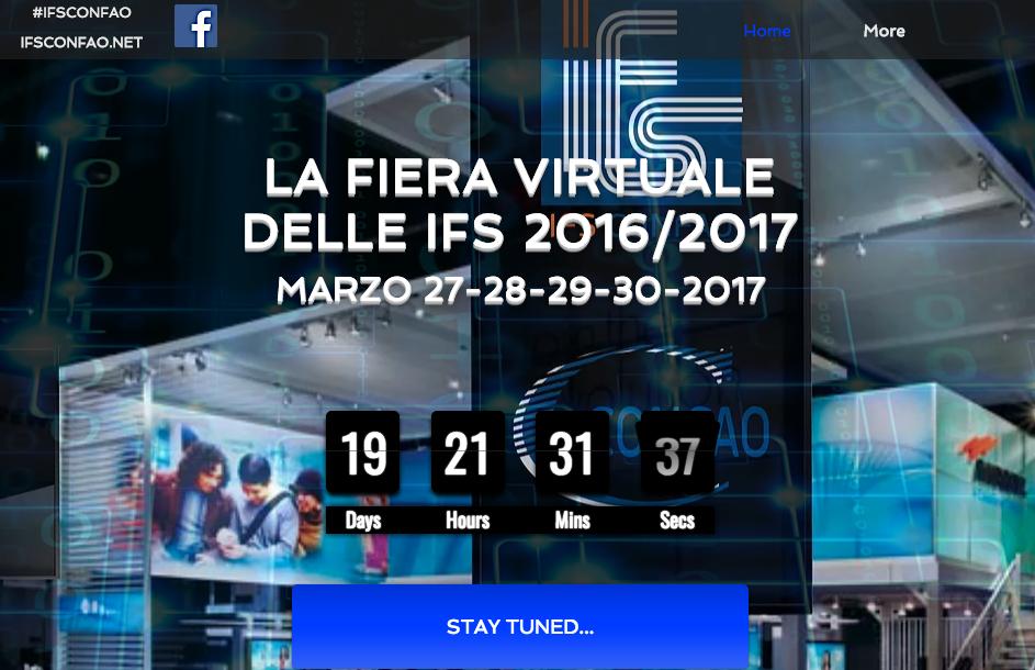 Al via la prima Fiera Virtuale IFSCONFAO
