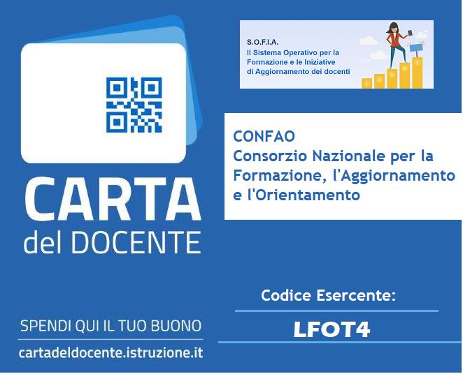 L'IMPRESA FORMATIVA SIMULATA IN AZIONE | Corsi CONFAO per Docenti su S.O.F.I.A.