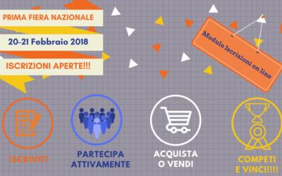 I FIERA NAZIONALE IFS ROMA 2018