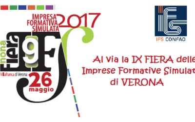 IX FIERA DELLE IFS DI VERONA 2017